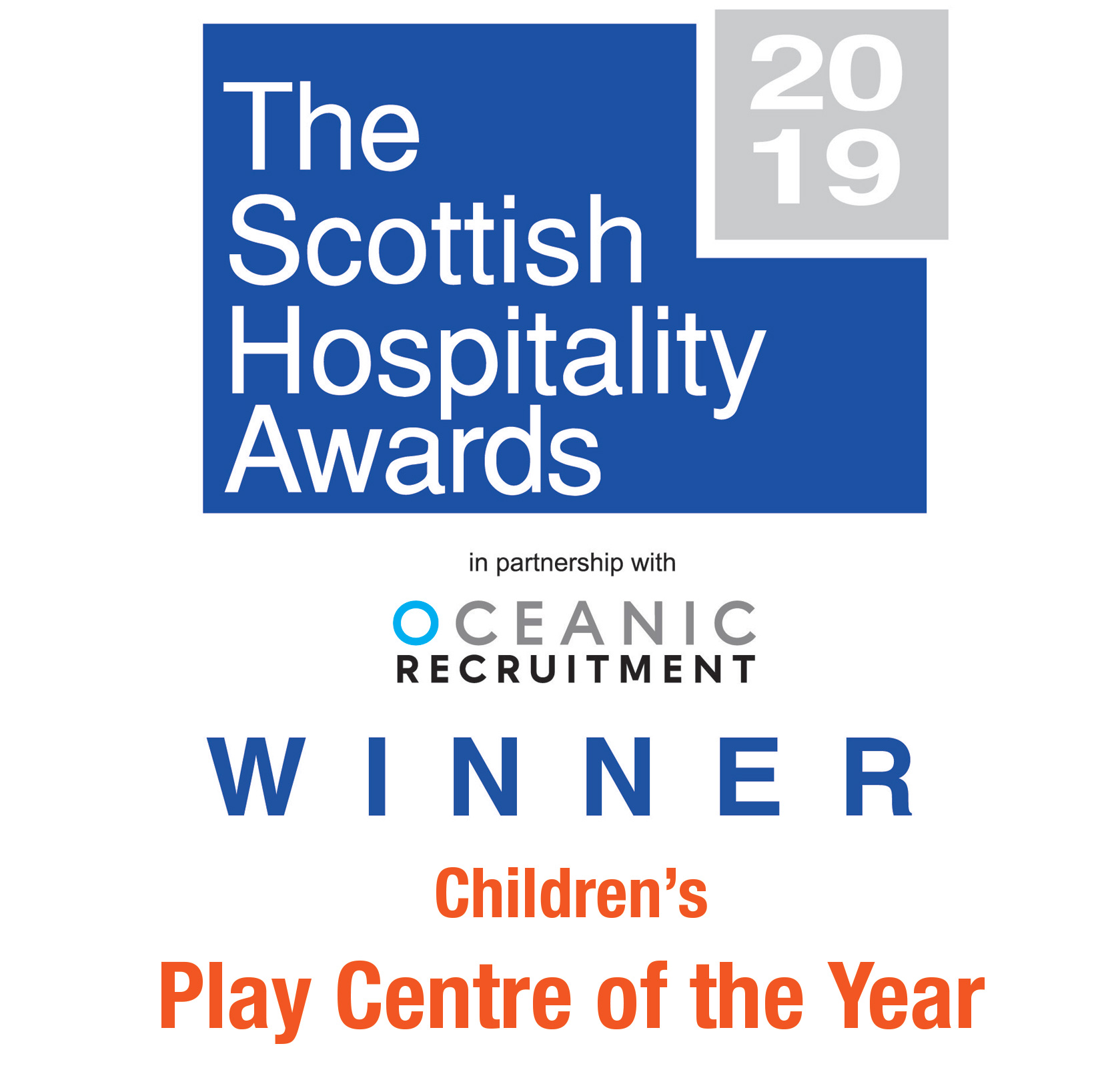 Scottish Hospitality 2019 Winner