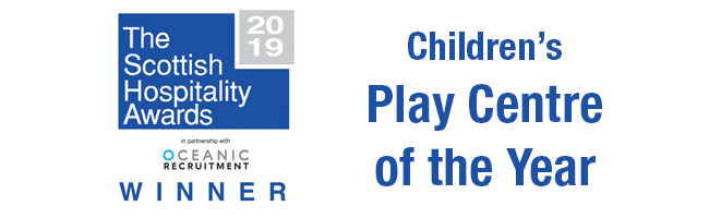 Childresn play centre of the year